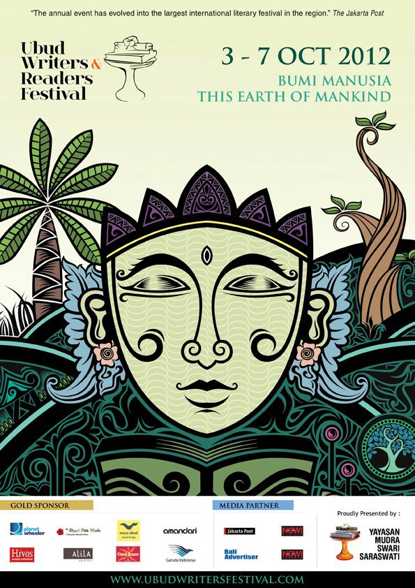 Ubud Writers and Readers Festival 2012 | ASEF culture360