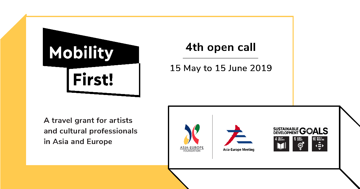 Mobility First 2019 open call