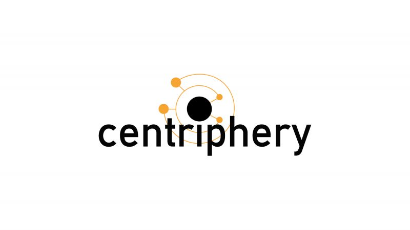 Logo for Centriphery project