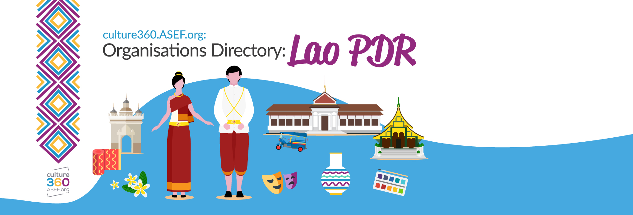 culture360 Lao PDR Organisation Directory