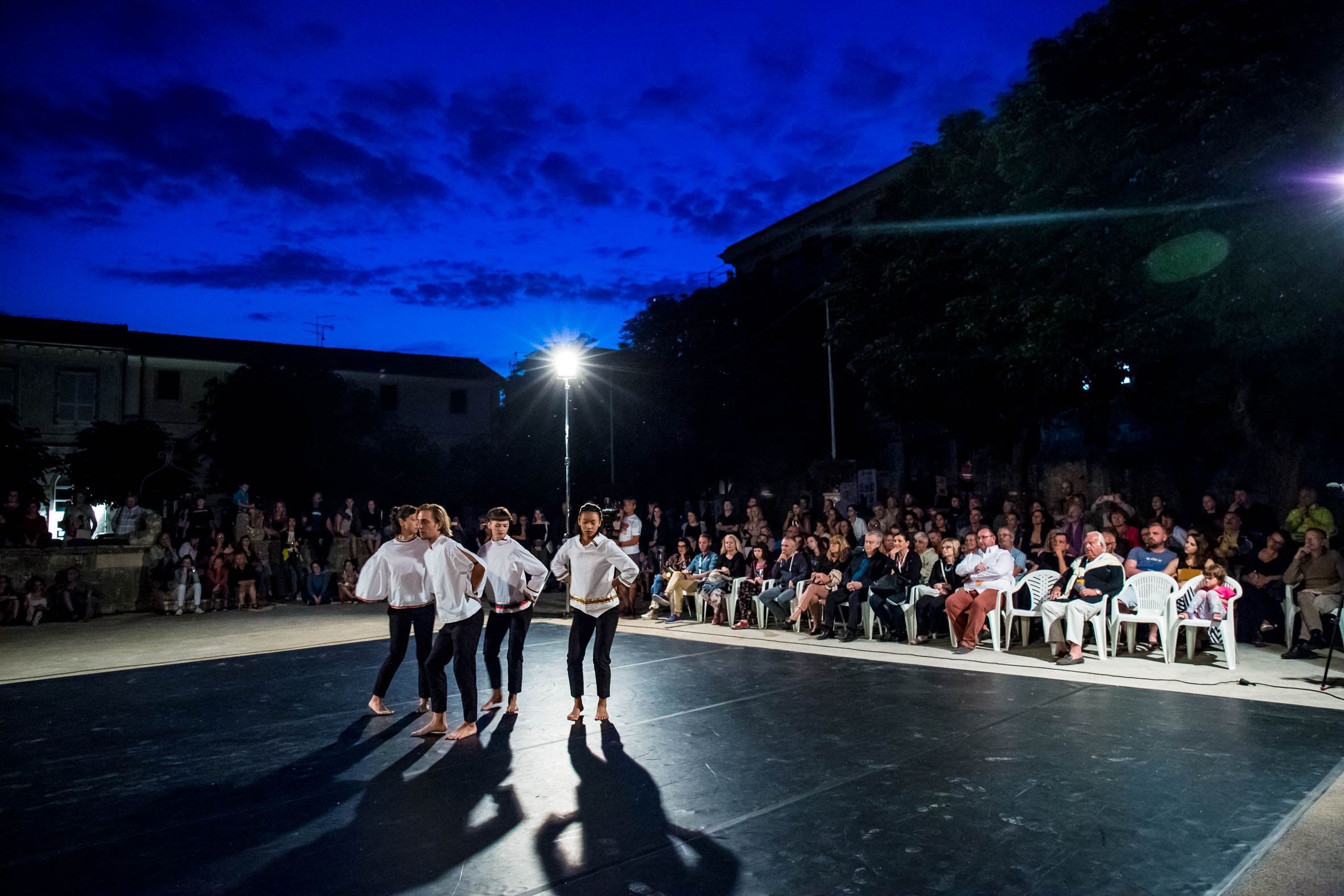 Dance and Non-Verbal Theatre Festival San Vincenti in Croatia