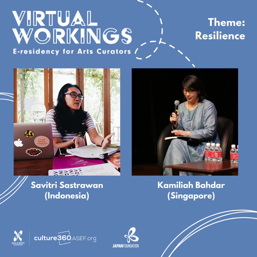 Virtual Workings Curator Selection 2