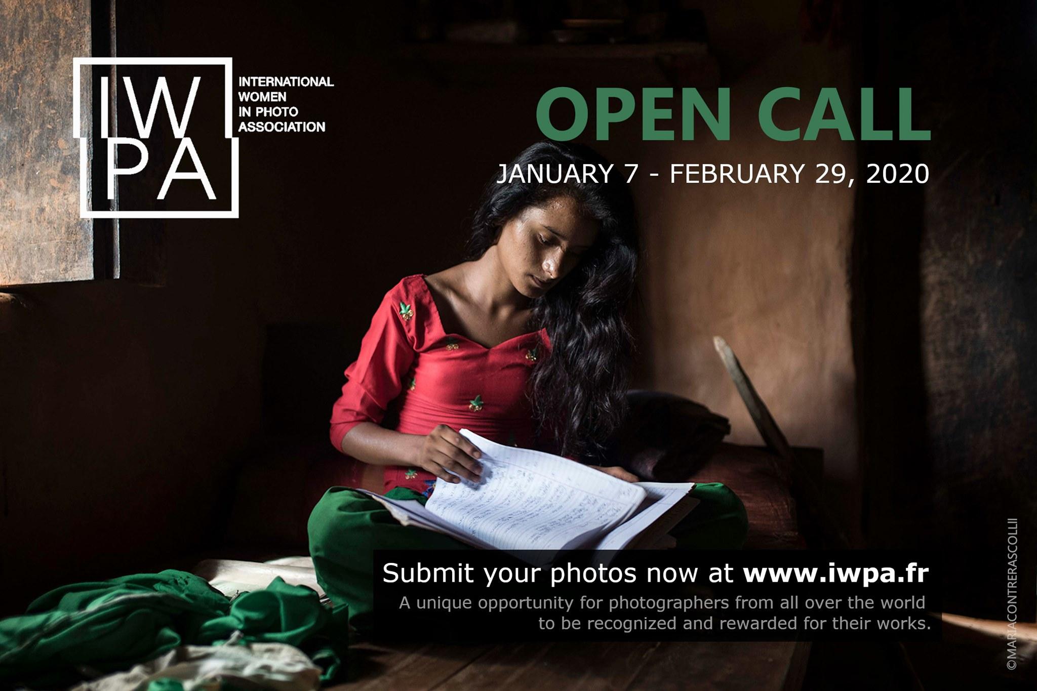 Iwpa International Women Photographers Award Open Call 2020 Asef Culture360