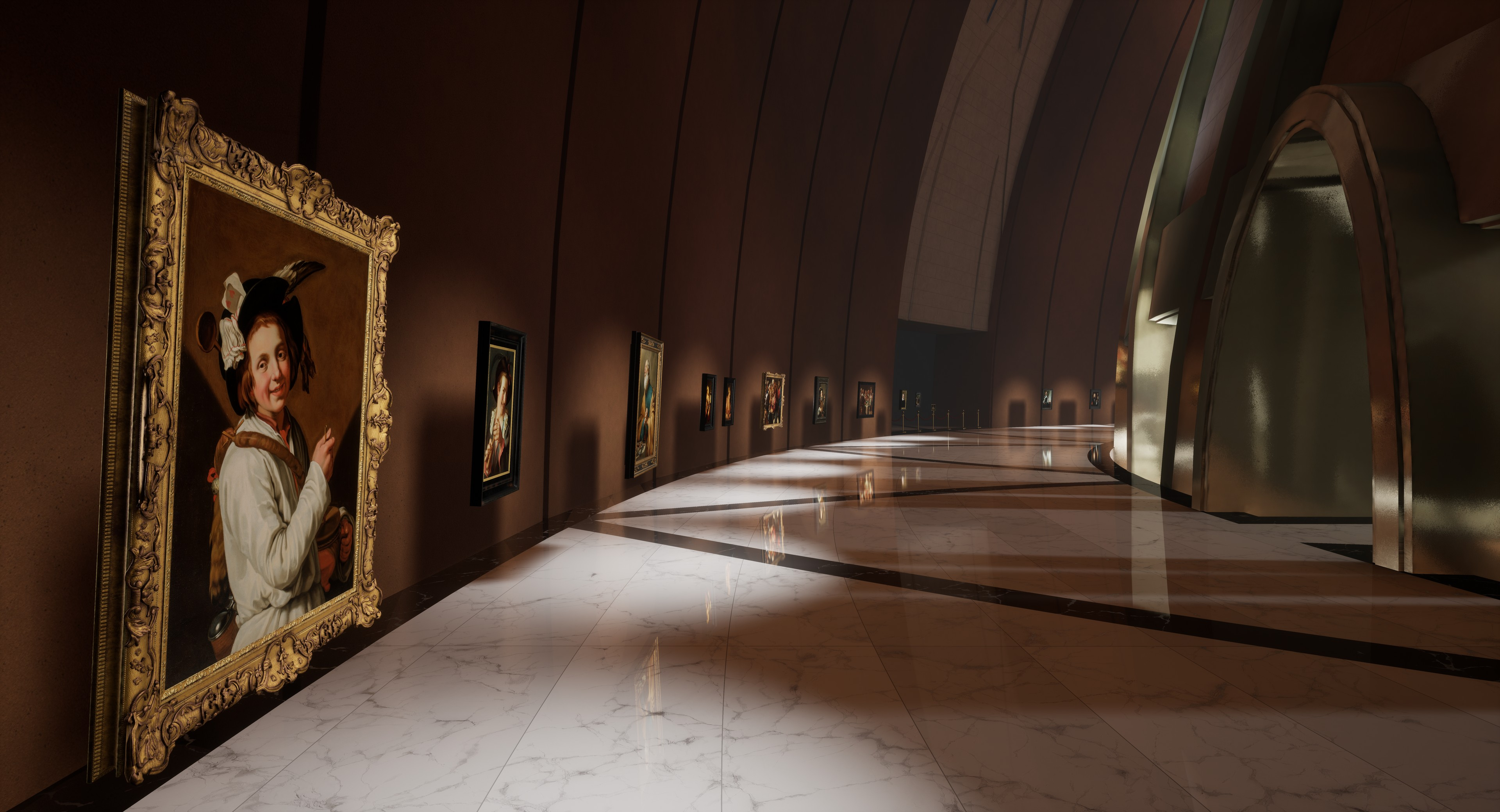 #art&technology: Visiting popular exhibitions and museums