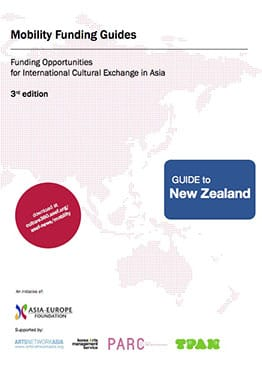 Mobility funding - Guide to New Zealand