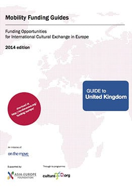 Mobility funding - Guide to United Kingdom