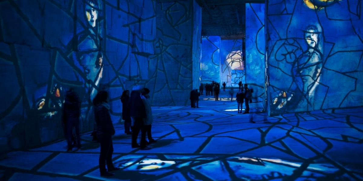 First Digital Art Museums Open In Paris Tokyo Soon In