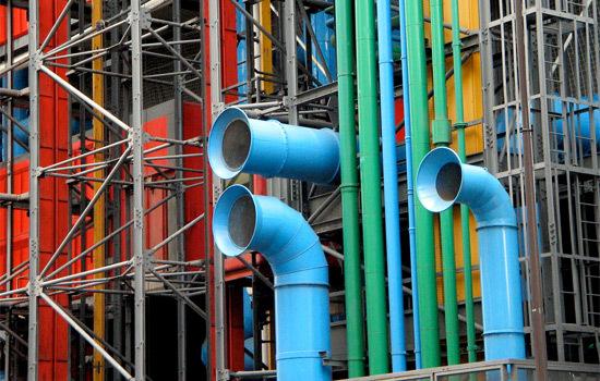 Najpoznatije svetske arhitekte Pompidou1