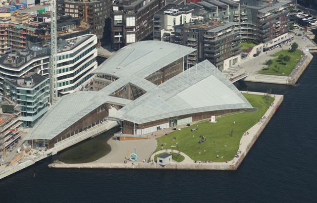 The Astrup Fearnley Museum of Modern Art