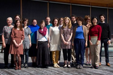 Partners of the GALA project in Visby, Sweden last May 2014