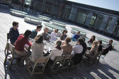 Meeting of the GALA partners in Visby, Sweden (May 2014)