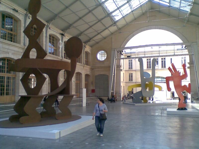 104 - Keith Haring exhibition