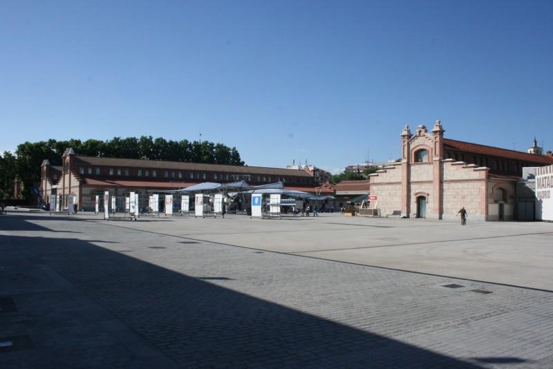 Matadero - Plaza Matadero
