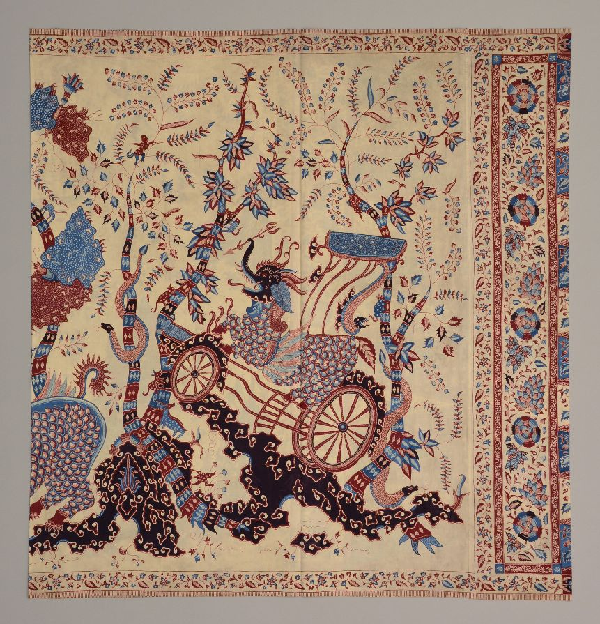 Indonesia Batik: Curating Batik Collections In Asia And Europe