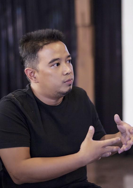 Agung Hujatnikajennong, courtesy the curator