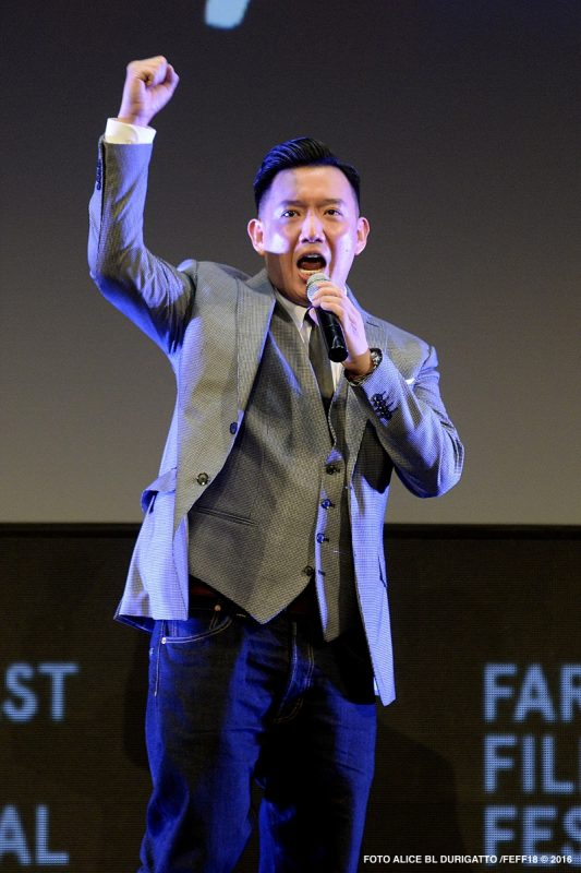 Far East Film Festival: Chapman TO, actor