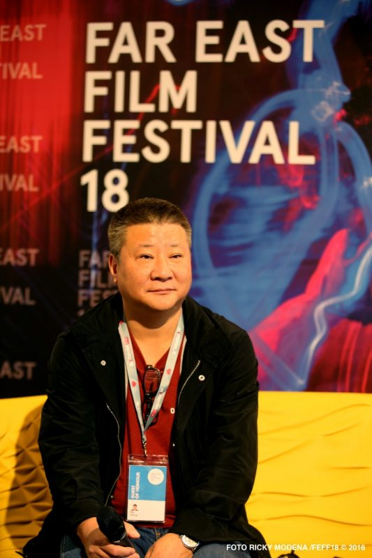 Far East Film Festival: ZHANG Wei, director