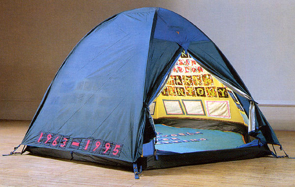 Tracey Emin-Tent-Exterior
