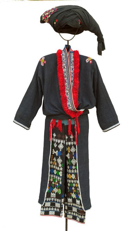 Yao Mien costume from TAEC collection