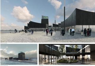 Guggenheim Helsinki Source: http://designguggenheimhelsinki.org/en/finalists/winner