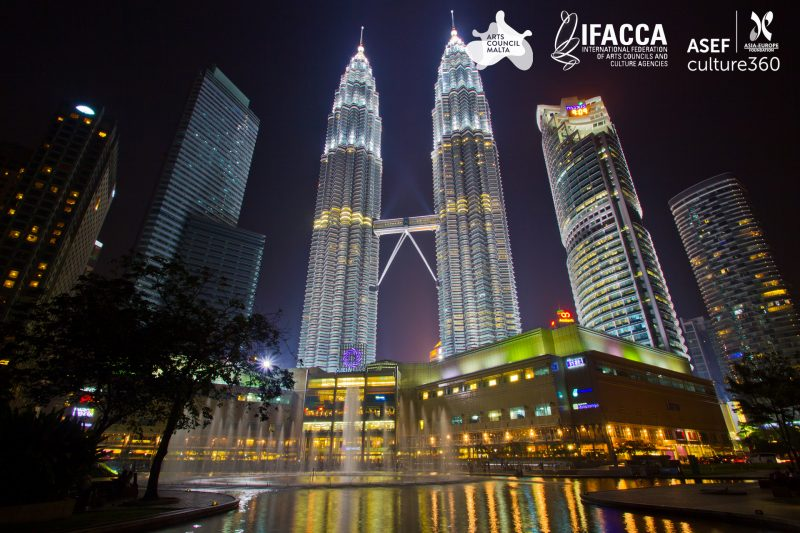 The 8th World Summit on Arts and Culture will be held in Kuala Lumpur, Malaysia in 2019.