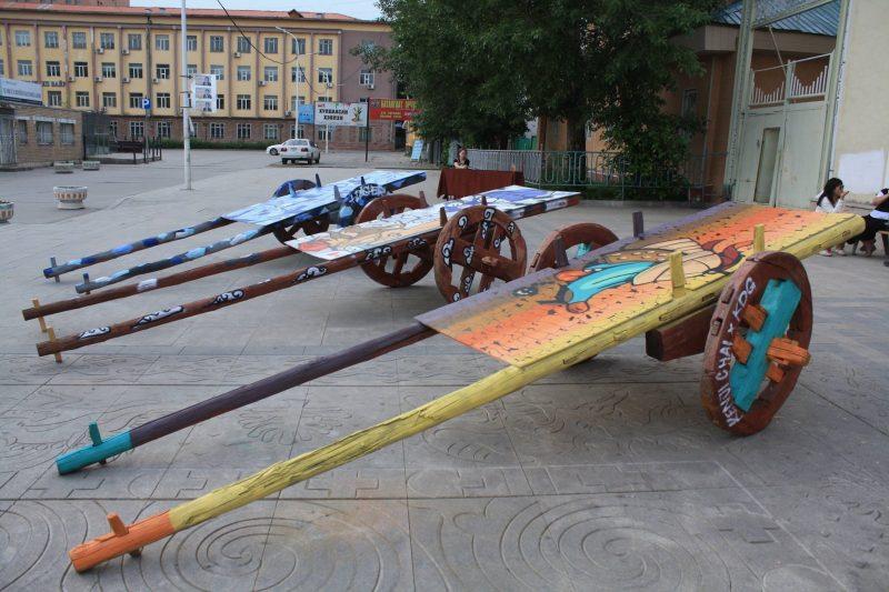 Ulaanbaatar International Media Arts Festival. Photo credit: Arts Council Mongolia