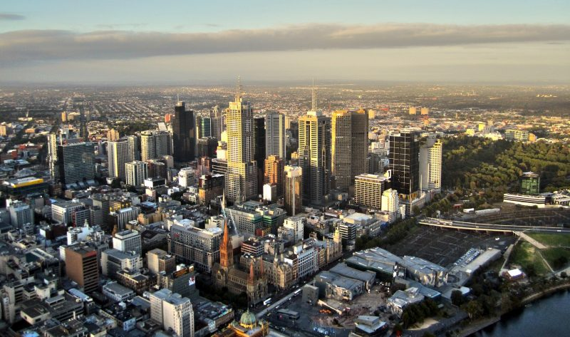Overview of Melbourne