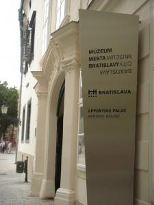 Bratislava Museum Solvakia