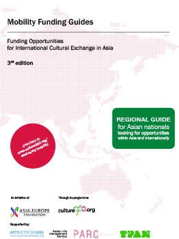 Mobility funding - Guide to Asia