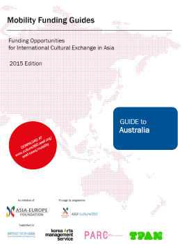 Mobility funding - Guide to Australia