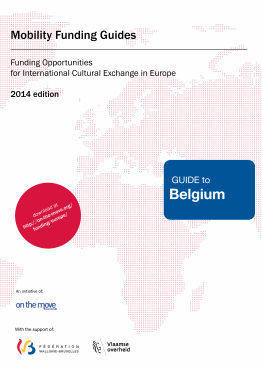 Mobility funding - Guide to Belgium
