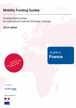 Mobility funding - Guide to France