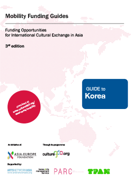 Mobility funding - Guide to Korea