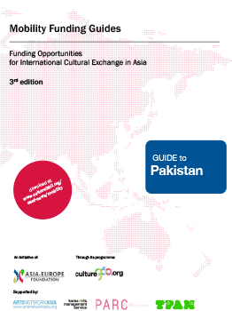 Mobility funding - Guide to Pakistan