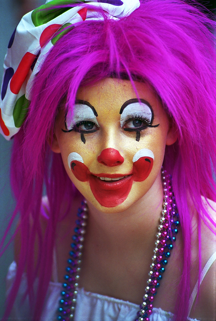 Girl clowns images 89