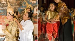 Stockholm | Cambodian dance exhibition