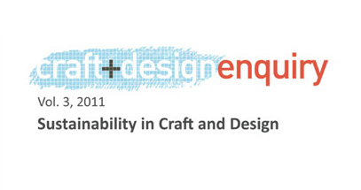 Sustainability In Craft And Design Volume 3 Asef Culture360