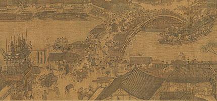Qingming Festival, Zhang Zeduan