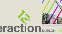 Interaction 12 | IxDA Conference in Dublin