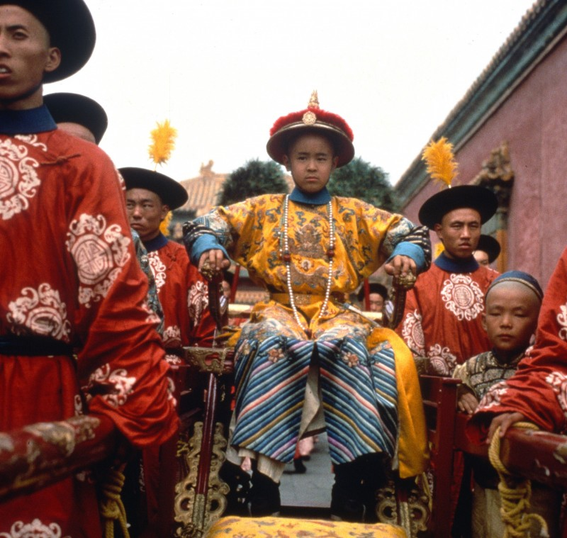 Image of Richard Vuu from The Last Emperor (1987) by Bernardo Bertolucci. Image © Columbia Pictures / Photofest
