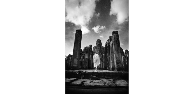 Singapore | Sharie Saleh | Cambodian Monk