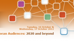 Brussels | European Audiences: 2020 and beyond | conference