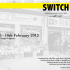 Switch | Contemporary video art | call for entries