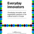 Everyday Innovators | new IETM publication on innovative work practices