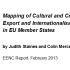 EU Report on Export and Internationalisation Strategies for the Cultural and Creative Industries
