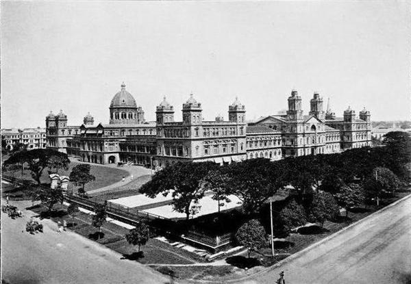 1347621552_Secretariat_Building,_Yangon_1910_tcm20-1502829