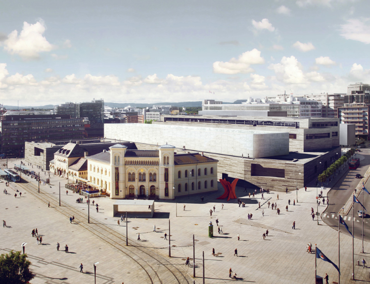 The Norwegian National Museum of Art, Architecture and Design