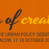 Krakow | The Idea of Creative City | conference