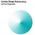Center Stage Korea | grants for international presentation of Korean performing arts