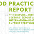 Good Practice Report on EU cultural export strategies